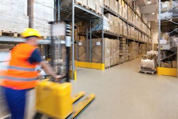 Centro de Consolidación y Distribución de Mercancías