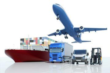 Transporte aéreo y marítimo