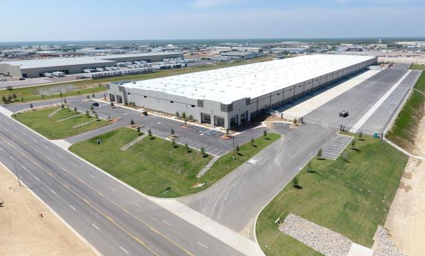 Laredo Texas Industrial Park
