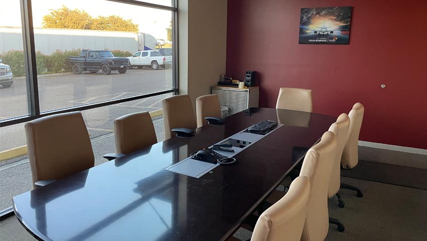 Ventus Global Logistics Meeting Room