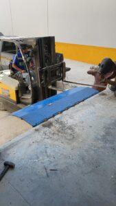 second Monterrey warehouse under construction