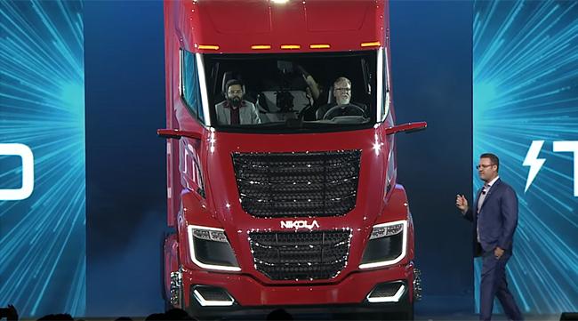 Nikola Trucks