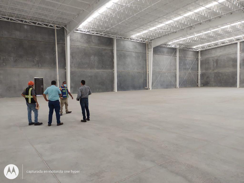 new distribution center