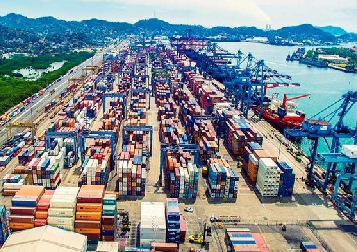 The Port of Manzanillo